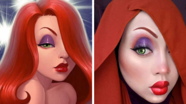 Woman Uses Her Hijab To Turn Herself Into Popular Characters (30 Pics)