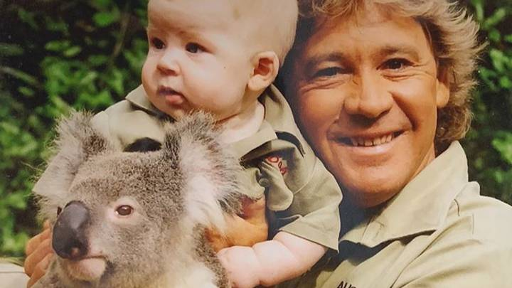 Robert Irwin Fights Back Tears While Discussing The Impact Of The Australian Bushfires