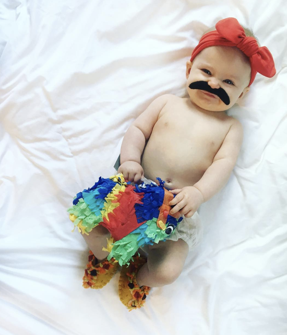 Get The Fiesta Started With These Baby Taco Booties (15 Pics)