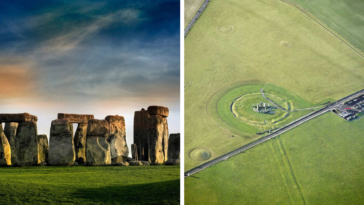 15 Famous Landmarks Zoomed Out To Show Their True Surroundings