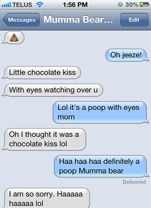 25 Of The Funniest Texts From Parents Ever